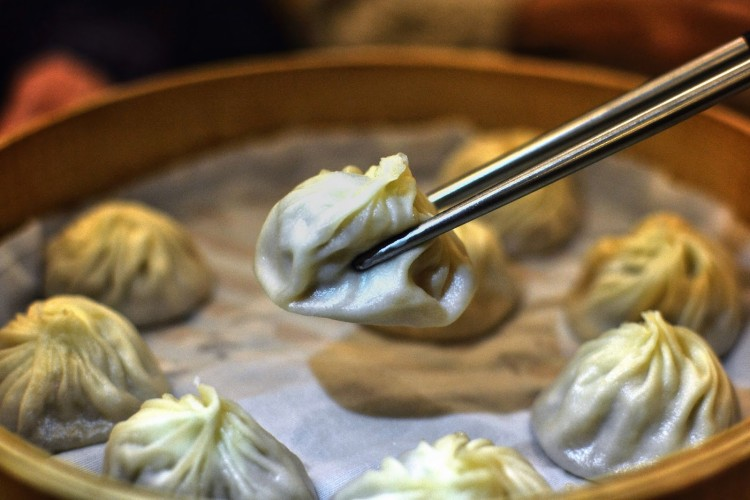 THE ORIGINAL DIN TAI FUNG Xinyi Road Taipei Taiwan