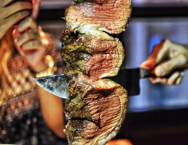 BRAZA CHURRASCARIA BRAZILIAN STEAKHOUSE Hong Kong