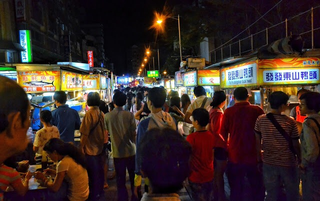 NINGXIA NIGHT MARKET 寧夏夜市 Taipei