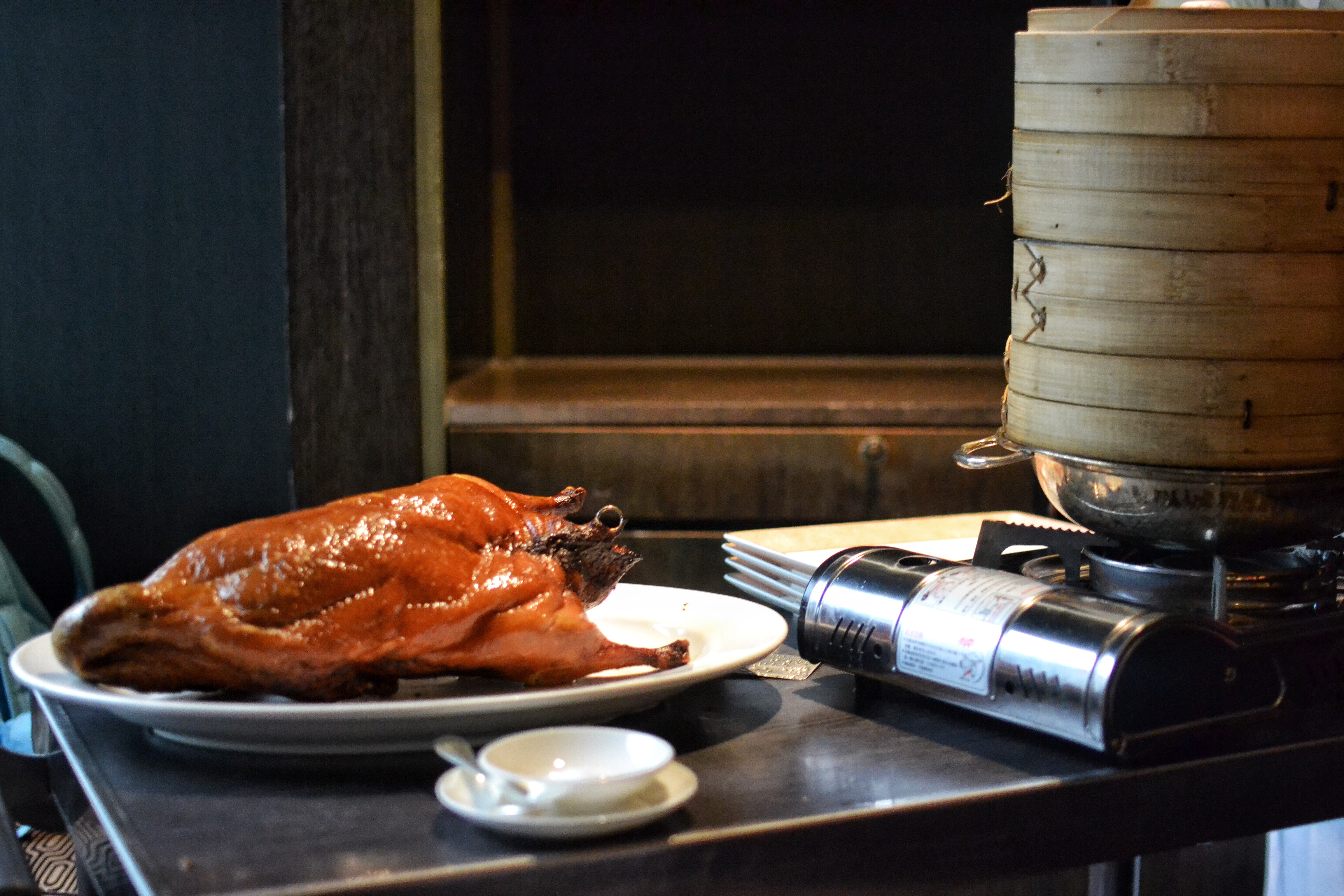 Hotel Eastern Plaza Peking Duck At Shang Palace Shangri Las Far Eastern Plaza Hotel