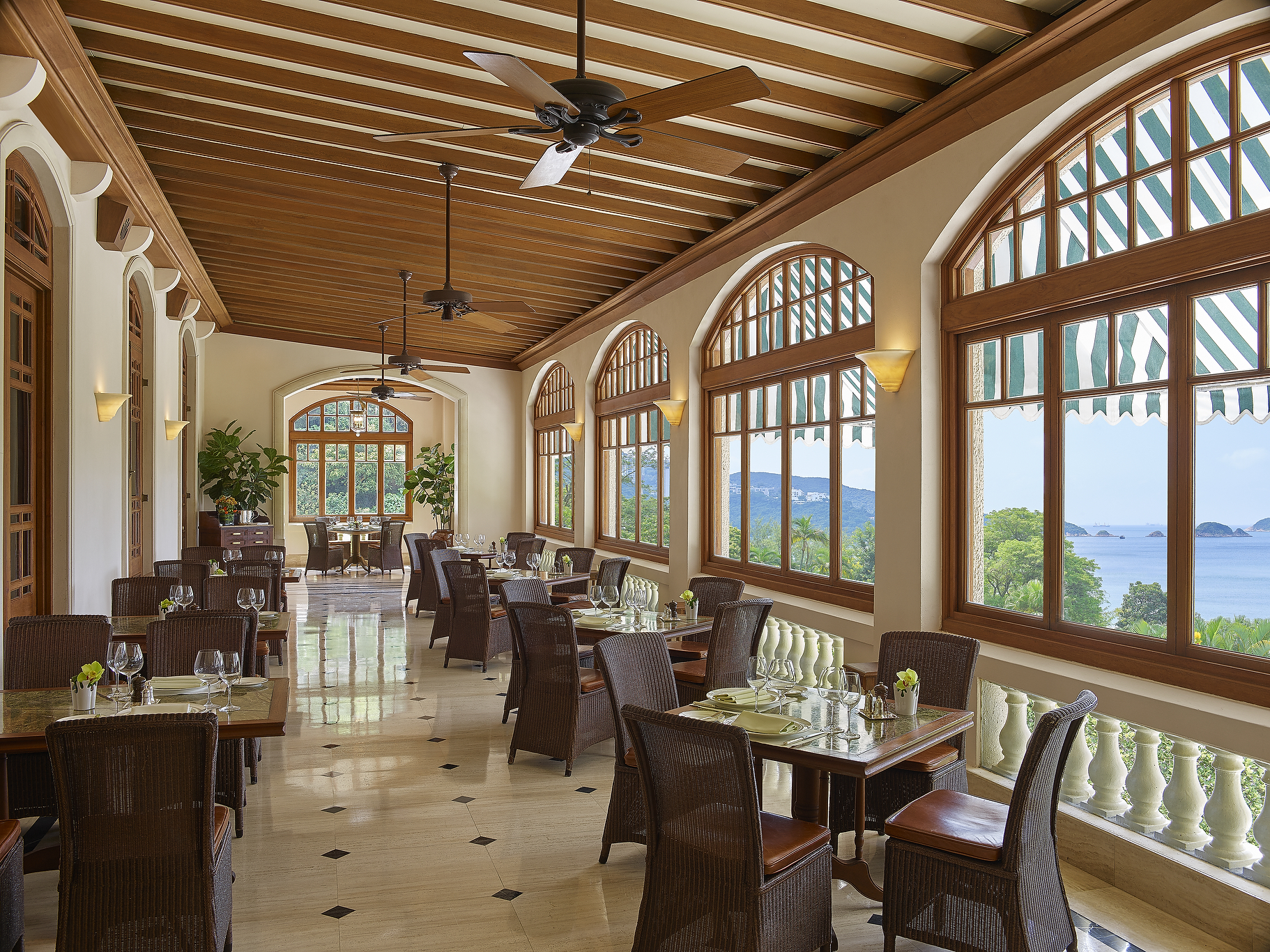 To Celebrate Summer The Verandah And Spices At The
