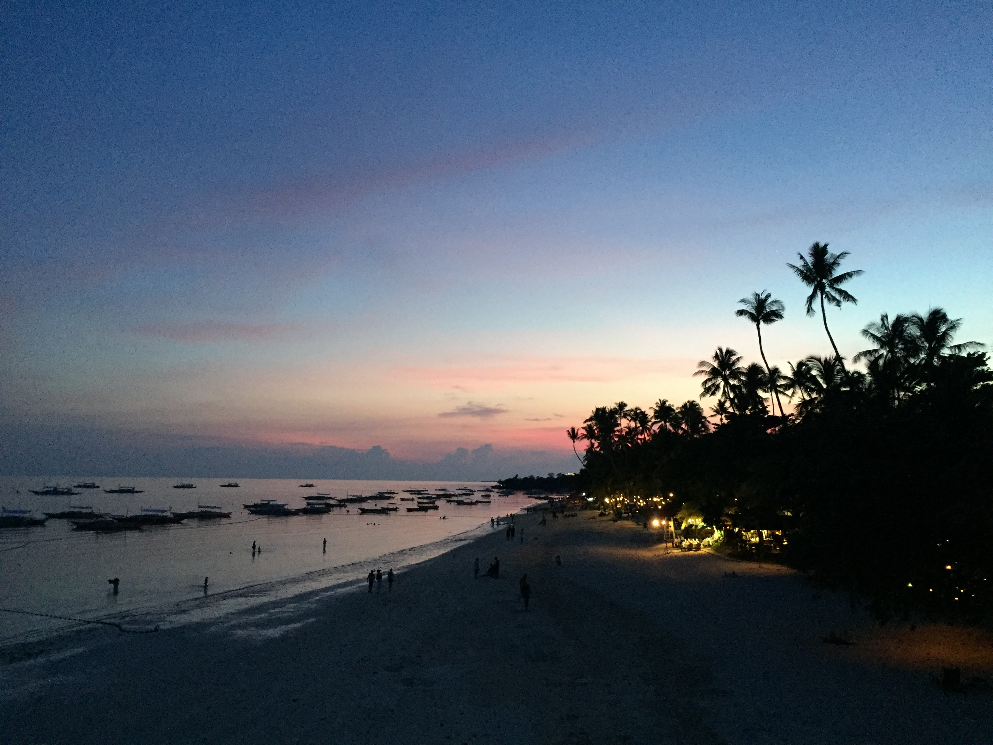 AMORIA RESORT BOHOL Cebu sunset