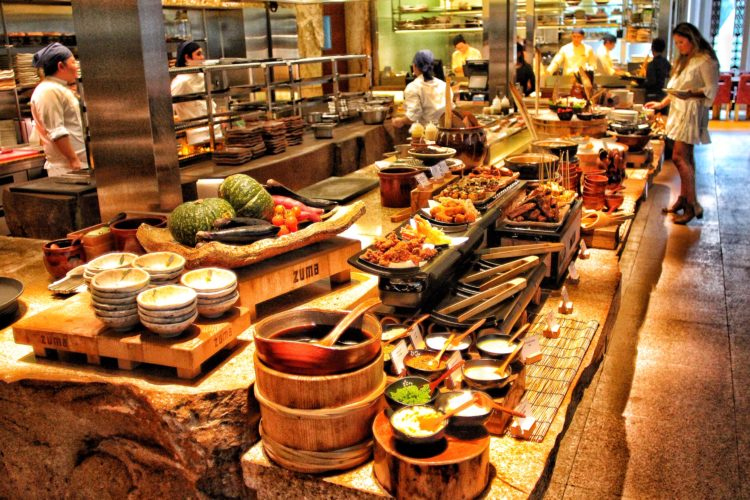 ZUMA'S FREE FLOW BRUNCH Hong Kong