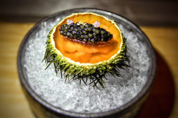 THE CHOSEN 8 OMAKASE MENU BY CHEF OLIVER LI – SUMMER EDITION